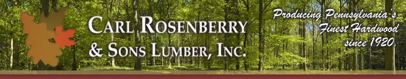 Carl Rosenberry & Sons Lumber, Inc.
